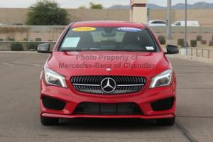 2016 Mercedes-Benz CLA-Class 4dr Coupe CLA 250 4MATIC