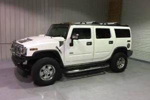 2006 Hummer H2 Base 4dr SUV 4WD SUV 4-Door Automatic 4-Speed