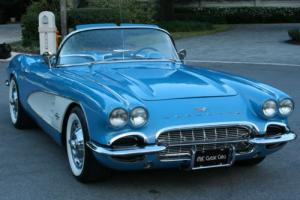 1961 Chevrolet Corvette CONVERTIBLE RESTOMOD - A/C - 75K MI