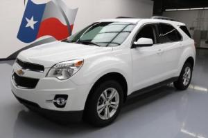 2012 Chevrolet Equinox 2LT AWD HTD LEATHER REAR CAM