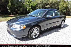 2007 Volvo S60 2.5T 4dr Sedan Sedan Automatic 5-Speed I5 2.5L