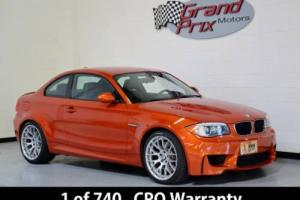 2011 BMW 1-Series 1 Series M Coupe