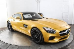2017 Mercedes-Benz AMG-« GT Base Photo