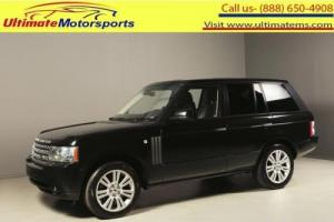 2010 Land Rover Range Rover 2010 HSE LUXURY AWD NAV SUNROOF LEATHER