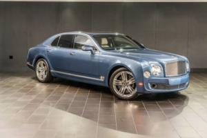 2014 Bentley Mulsanne 4dr Sedan Photo