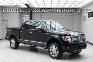 2012 Ford F-150 Platinum 5.0L 4x4 Navigation Sunroof Cooled Seats