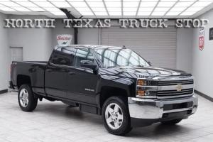 2016 Chevrolet Silverado 2500 Duramax 6.6L LT Leather 20s 1 OWNER