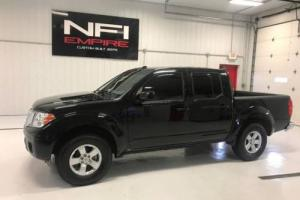 2013 Nissan Frontier SV 4x4 4dr Crew Cab 5 ft. SB Pickup 5A
