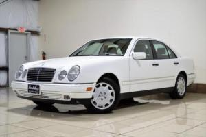 1998 Mercedes-Benz E-Class LEATHER