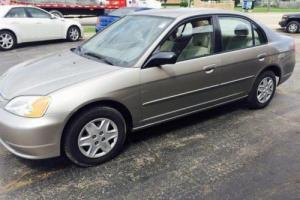 2003 Honda Civic LX 4dr Sedan