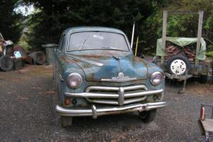 1953 VAUXHALL VELOX SEDAN for Sale