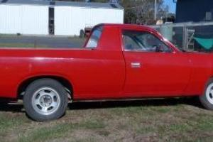 VH Valiant Ute 1973 model Photo