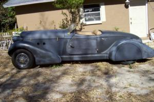 1936 Other Makes auburn boat tail speedster