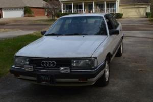 1987 Audi 5000 Quattro for Sale
