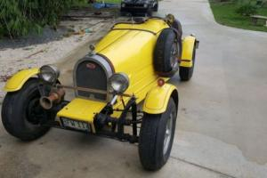 1927 Replica/Kit Makes Bugatti Type 35