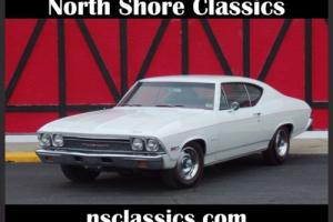 1968 Chevrolet Chevelle 300 Deluxe-Frame Off Restoration-Big Block 454- SE