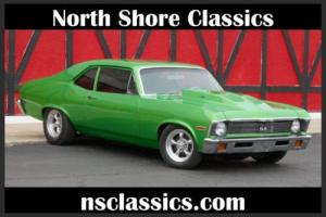 1972 Chevrolet Nova -MULTIPLE SHOW WINNER-560HP/580Torque- Street Car-
