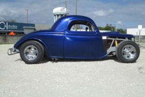 1936 Ford 1936 FORD 3 WINDOW COUPE X RACE CAR HOT RAT ROD