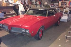 1969 Oldsmobile Cutlass 442 Clone