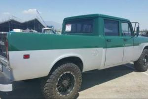 1972 International Harvester Crew cab