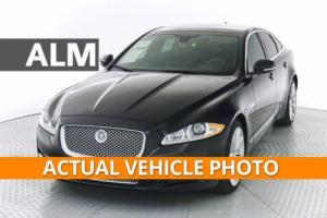 2013 Jaguar XJ Supercharged