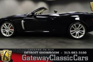 2007 Jaguar XKR -- Photo