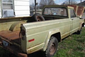 1970 Jeep Comanche J4000 Photo