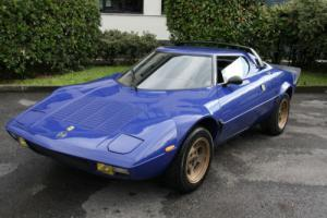1975 Lancia Stratos Stradale Photo