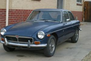 1974 MG MGB GT Coupe