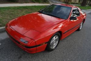 1988 Mazda RX-7 RX-7 GXL 2 DOOR COUPE WITH 40K MILES!