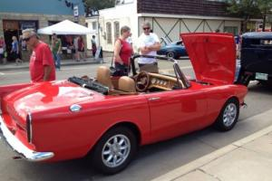 1967 Sunbeam Tiger Tribute Photo