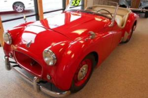 1955 Triumph TR2 - Oregon Showroom