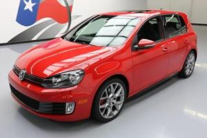 2013 Volkswagen Golf AUTO HTD SEATS SUNROOF TURBO