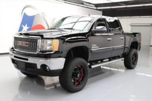 "2011 GMC Sierra 1500 SIERRA TEXAS CREW LIFTED 6-PASS 20"" WHEELS"