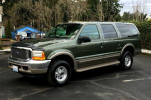 2000 Ford Excursion Ford, Excursion, Limeted, SUV, V10, 4wd, Other,