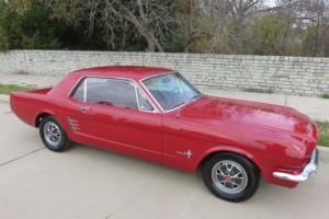 1966 Ford Mustang Coupe Auto