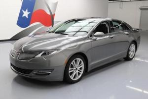 2014 Lincoln MKZ/Zephyr MKZ AWD HTD SEATS SUNROOF NAV REAR CAM