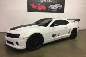 2011 Chevrolet Camaro 1SS 1-OF-1 720HP(Based off GM Concept track Car SSX