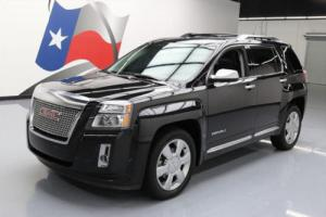 2014 GMC Terrain DENALI SUNROOF LEATHER REAR CAM