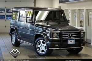 2005 Mercedes-Benz G-Class 5.5L AMG Grand Edition