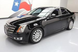 2011 Cadillac CTS 3.6L PERFORMANCE SUNROOF NAV