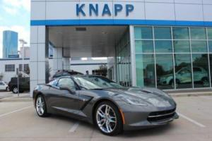 2016 Chevrolet Corvette 3LT COUPE Z51 *ONE OWNER* VERY CLEAN