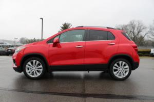 2017 Chevrolet Trax FWD 4dr Premier Photo