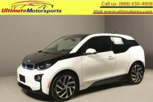 2014 BMW i3 2014 REx TERA WORLD RANGE EXTENDER HYBRID WARRANTY