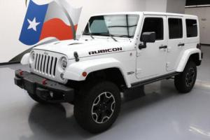 2014 Jeep Wrangler UNLTD RUBICON X HARD TOP 4X4 NAV