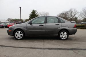 2007 Ford Focus 4dr Sedan S