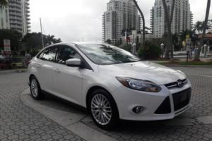 2013 Ford Focus 4dr Sedan Titanium