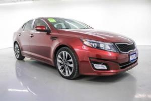 2014 Kia Optima SX Photo