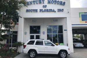 2005 Jeep Grand Cherokee Limited NIADA Certified 5.7L Hemi 4x4 4WD