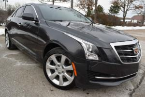 2015 Cadillac ATS AWD-EDITION(TURBOCHARGED 2.0T)